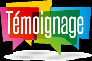 """Résultat de recherche d'images pour """"TEMOIGNAGE"""""""